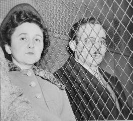 Estel et Julius Rosenberg